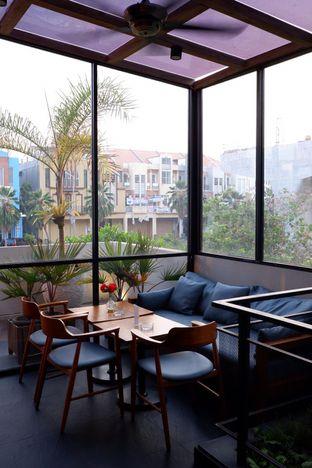 Foto 7 - Interior di Bleu Alley Brasserie oleh yudistira ishak abrar