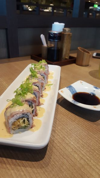 Foto Makanan di Uchino Shokudo
