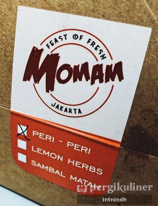 Foto review Momam oleh Intan Indah 2