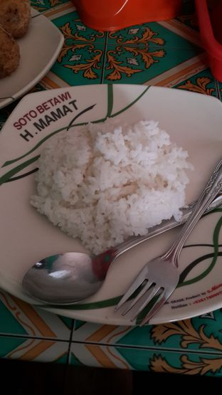 Foto 1 - Makanan di Soto Betawi H. Mamat oleh Olivia