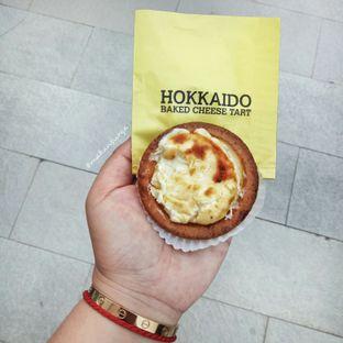 Foto 2 - Makanan di Hokkaido Baked Cheese Tart oleh felicia tammy