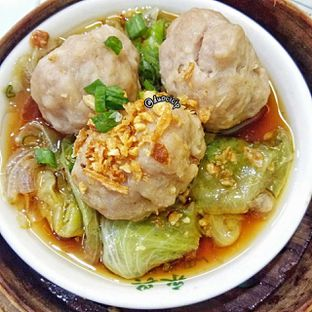 Foto 3 - Makanan(Steam Bakso Babi) di Wing Heng oleh felita [@duocicip]