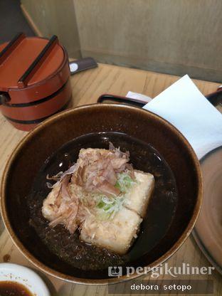 Foto 1 - Makanan di Sushi Tei oleh Debora Setopo