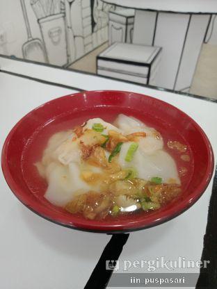 Foto 3 - Makanan(Pangsit Singapore Kuah) di Popiatiam oleh Iin Puspasari