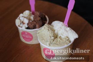 Foto 1 - Makanan di Gelato Secrets oleh Jakartarandomeats