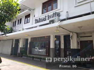 Foto 1 - Eksterior di Bakoel Koffie oleh Fransiscus