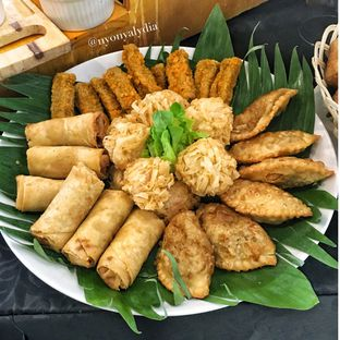 Foto 13 - Makanan di Canting Restaurant - Teraskita Hotel managed by Dafam oleh Lydia Adisuwignjo