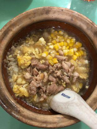 Foto 2 - Makanan(Claypot Siram Telur Matang) di Claypot Popo oleh Loisa Veronica