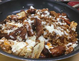 Foto 1 - Makanan di Jjigae House oleh Mitha Komala