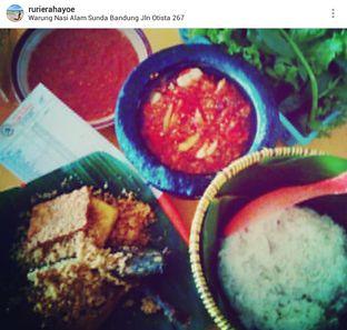 Foto 1 - Makanan(Lele Goreng Kremes) di Warung Nasi Alam Sunda oleh Rury Rahayu Dee