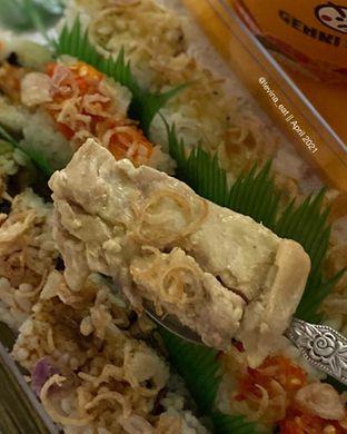 Foto review Genki Sushi oleh Levina JV (IG : @levina_eat & @levinajv) 8