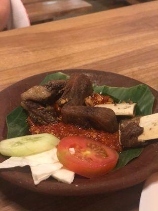 Foto 6 - Makanan(Iga Urat Sapi) di Gerobak Betawi oleh Oswin Liandow
