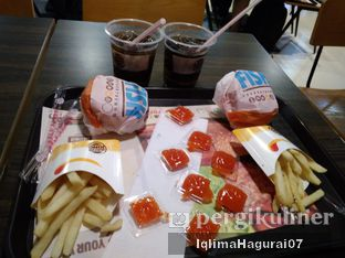Foto review Burger King oleh IqlimaHagurai07 1