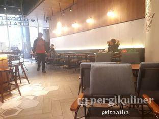 Foto review The Coffee Bean & Tea Leaf oleh Prita Hayuning Dias 7