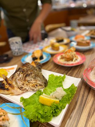 Foto 4 - Makanan di Sushi Mentai oleh Maria Marcella