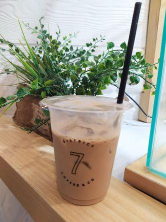 Foto Makanan di District 7 Coffee