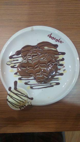 Foto - Makanan(chocola brownies) di Chocola Cafe oleh Agung prasetyo