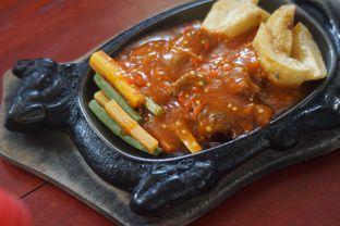 Foto 3 - Makanan(Sirloin Telanjang) di Steak Ranjang oleh Fadhlur Rohman