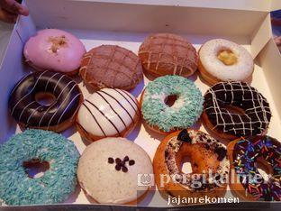Foto 2 - Makanan di Krispy Kreme Cafe oleh Jajan Rekomen