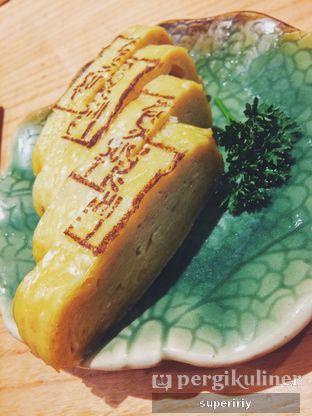 Foto 1 - Makanan(tamagoyaki) di Sushi Tei oleh @supeririy