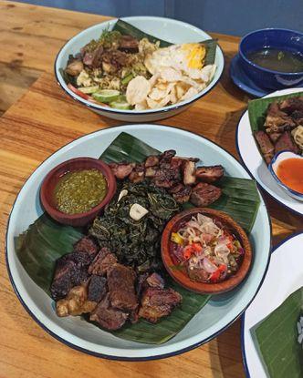 Foto Makanan di Dapur Suamistri