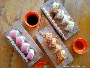 Foto 4 - Makanan di OTW Sushi oleh Kuliner Addict Bandung