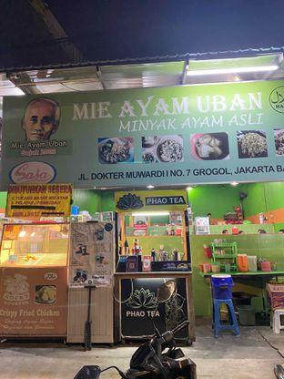 Foto 6 - Makanan di Mie Ayam Uban oleh Riani Rin