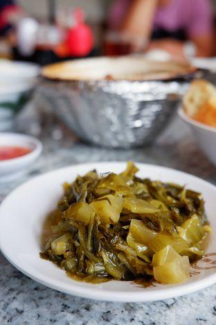 Foto 5 - Makanan(Salted Vegetables) di Song Fa Bak Kut Teh oleh Melisa Cubbie
