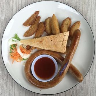 Foto Makanan di Cimory Riverside