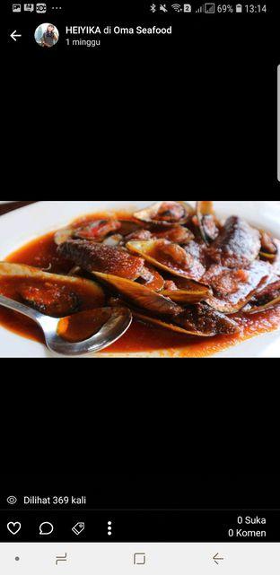 Foto 6 - Makanan di Oma Seafood oleh heiyika