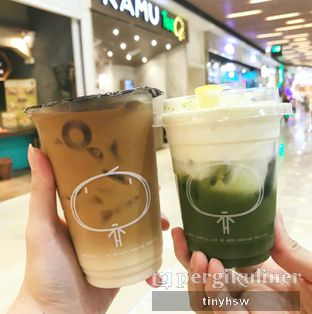 Foto 2 - Makanan(super black latte) di Kamu Tea oleh Tiny HSW. IG : @tinyfoodjournal