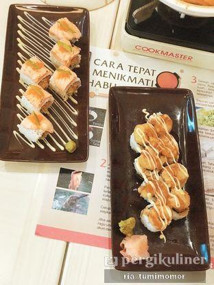 Foto 3 - Makanan di Washoku Sato oleh riamrt