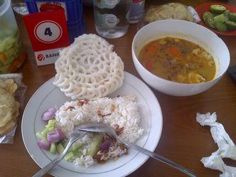 Foto Makanan di Soto Betawi H. Mamat