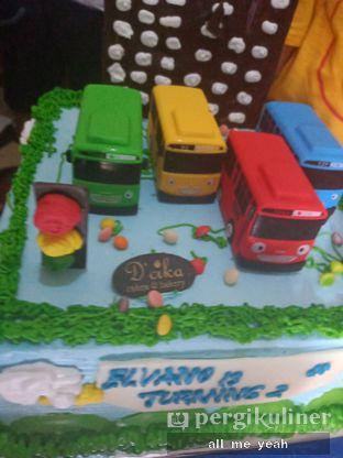 Foto 3 - Makanan di D' Cika Cake & Bakery oleh Gregorius Bayu Aji Wibisono