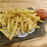 Foto French Fries di Pisang Kopi Molek