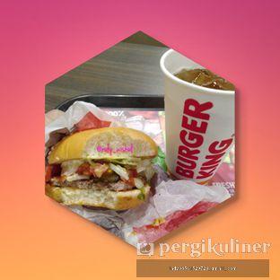 Foto 2 - Makanan di Burger King oleh Ruly Wiskul