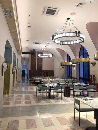 Foto 9 - Interior di Mare Nostrum - Grand Sahid Jaya Hotel oleh @Itsjusterr