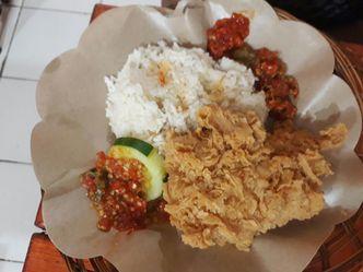 Foto Makanan di Ayam Goreng Nelongso