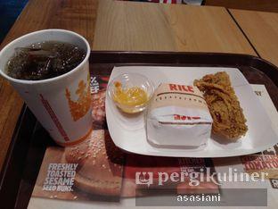 Foto 1 - Makanan(BK Bukber 1) di Burger King oleh Asasiani Senny