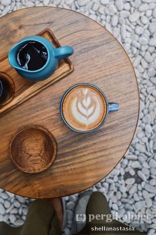 Foto 1 - Makanan(Latte) di KINA oleh Shella Anastasia