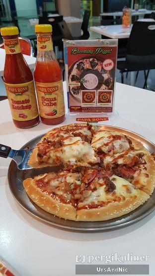 Foto 3 - Makanan di Papa Ron's Pizza oleh UrsAndNic
