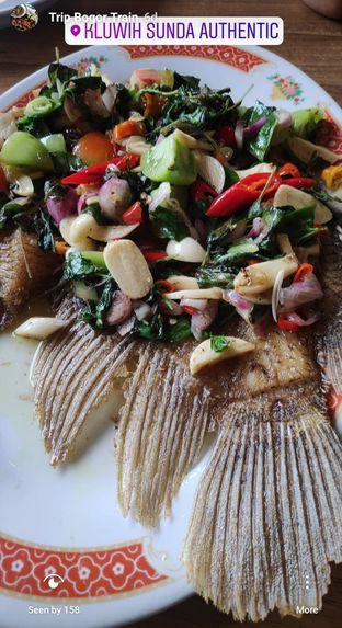 Foto 4 - Makanan(Gurame Sambal Kemangi) di Kluwih oleh Vita Amelia