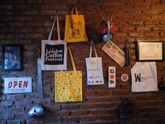 Foto Interior di Custom Coffee Garage