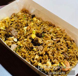Foto 2 - Makanan(pork fried rice) di Depot 3.6.9 Shanghai Dumpling & Noodle oleh Sienna Paramitha