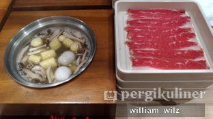 Foto 1 - Makanan di On-Yasai Shabu Shabu oleh William Wilz