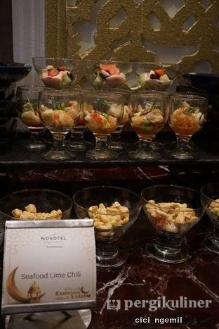 Foto 9 - Makanan di The Square - Hotel Novotel Tangerang oleh Sherlly Anatasia @cici_ngemil