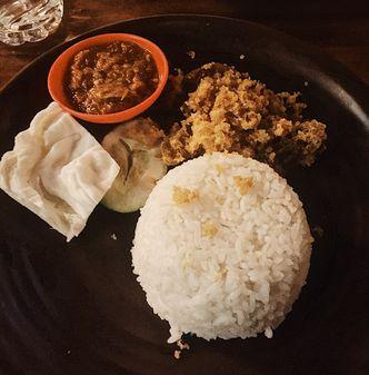 Foto Makanan di Ayam Kremes Kraton
