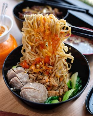 Foto 10 - Makanan di Mie Pedas Juara oleh om doyanjajan