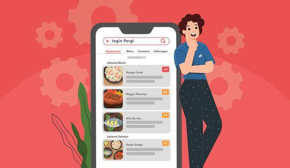 Wajib Tahu! Ini Dia Fitur Pergikuliner yang Bikin Kulineran Di Era New Normal Tetap Aman