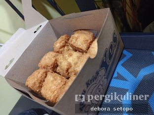 Foto review Tahu Kriuk Yes oleh Debora Setopo 1